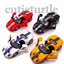 Kinsmart 2006 Ford GT 40 1:36 Display Diecast Model Toy Car KT5092D