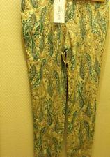 PENTALONS FEMME Jus d'Orange Paris PANTS Taille 42 M /4 multi couleurs /NEUF NEW