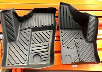 HEAVY DUTY ALL WEATHER FLOOR MATS -POLARIS RZR  1000 XP TURBO 900 - Liners pair