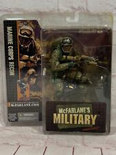NEW McFarlane's Military Series Debut Marine Corps Recon Sniper Action Figure