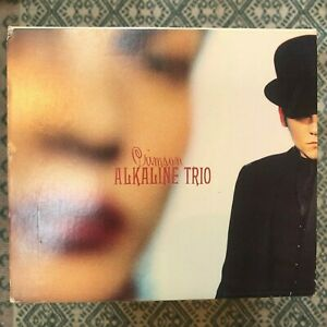 ALKALINE TRIO CRIMSON (DELUXE EDITION) 2005 PUNK ROCK CD