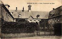 CPA Aumale-Ecole, Pensionnat des Filles (348051)