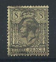 Grande Bretagne N°149 Obl (FU) 1912/22 - George V (Filigrane E)