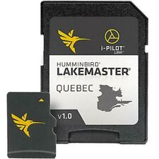 Humminbird Lakemaster Maps Quebec V1