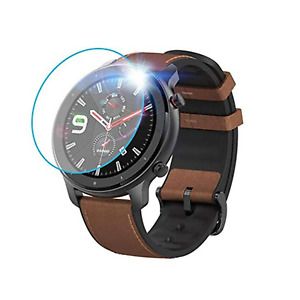 For Huami AMAZFIT GTR 42mm / 47mm Smart Watch Tempered Glass Screen Protector