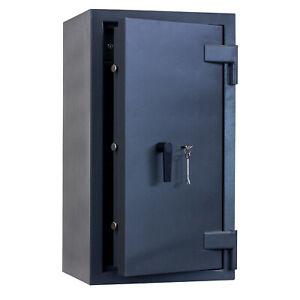 Tresor Safe Feuerschutztresor Aktenschrank mit Feuerschutz 30 Minuten Stufe B S2
