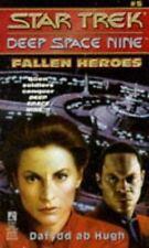 Fallen Heroes (Star Trek Deep Space Nine, No 5), ab Hugh, Dafydd, 067188459X, Bo
