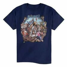 Splash Mountain Disney Unisex Navy T-Shirt S-6XL