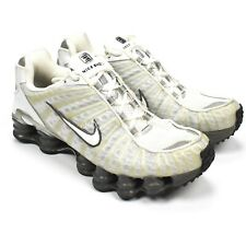 official photos 774fd 1882c Nike Shox TL Total OG Metallic Silver White Graphite Sneakers TL1 2004  AUTHENTIC