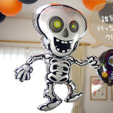 Halloween Inflatable Balloons Dancing Skeletons Skull Balloon Event Party Decor