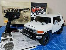 Tamiya 1/10 R/C Toyota FJ Cruiser CC01 ESC Crawler 58588 2.4GHz Transmitter