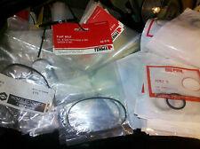 Cassette Deck, 8 track player, Reel to Reel, VideoVCR, Record Player drive belt
