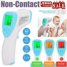 Fever Patrol Touchless Infrared Forehead Digital Laser Thermometer