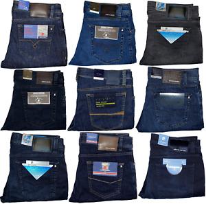 PIERRE CARDIN Herren Jeans FUTUREFLEX LYON STRETCH Dark Blue 3091 7530.58