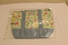 Longaberger 2009 Mother's Day Gift Tote - Floral Blooms - New!