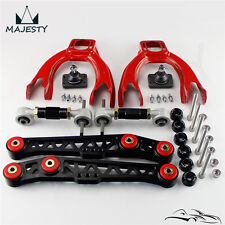 Lower Control Arm LCA+Bushing Washer+Front Rear Camber Kit For Civic EG EJ EH BK
