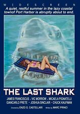 THE LAST SHARK (James Franciscus) - DVD - Region Free - Sealed