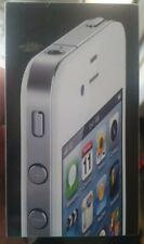 Brand New Sealed Box Apple iPhone 4 White 8GB Model A1332 Rare Collectors BNIB