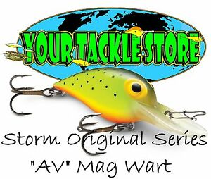 Storm AV Original Series Mag Wart AV45 - AV210 You Pick Color & Quantity NIP