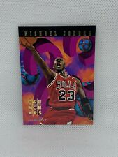 1995-96 Skybox NBA Hoops Michael Jordan #1 Number Crunchers | GOAT, HOF,5X MVP