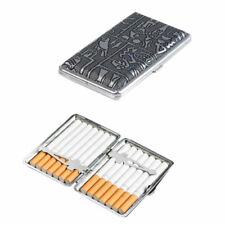Pocket Cigarette Tobacco Box Case Figure Holder 14 pcs Slim Storage Container