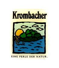 """Bière Pin/Broches-Krombacher """"une Perle de la Nature"""" (3969)"""