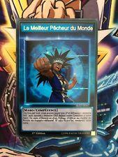 Yu-Gi-Oh! (SD) Le Meilleur Pêcheur du Monde SBAD-FRS01 / Ultra Rare 1st