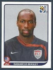 PANINI-SOUTH AFRICA 2010 WORLD CUP- #217-USA & RANGERS-PSV-DAMARCUS BEASLEY