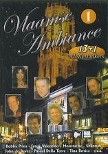 Vlaamse Ambiance 1 : Bobby Prins, Frank Valentino (DVD)