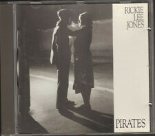 RICKIE LEE JONES PIRATES 1981 CD Randy Brecker David Sanborn Steve Lukather