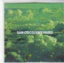 (EB854) San Cisco, Awkward - 2013 DJ CD