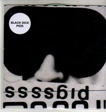 (CU287) Black Dice, Pigs - 2012 DJ CD