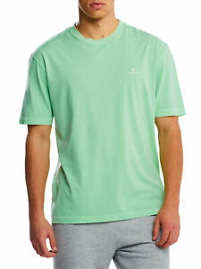 GANT Men's Clothing T-Shirts & Polos Green NIB Authentic