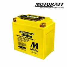 Enhanced Battery Motobatt MBYZ16H Buell Ulysses XB12X 1200 2006 in Then