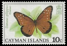 "CAYMAN ISLANDS 388 (SG437) - ""Danaus gilippus"" Butterfly (pf8675)"