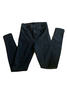 "J Brand Black Skinny Jeans 27"" Waist 29"" Leg"