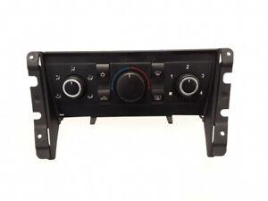Fiat Croma 2006 1.9jtd heater climate control panel unit 735398759