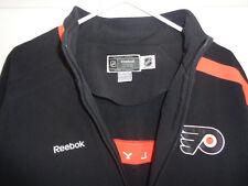 Men's Reebok - NHL - Philadelphia Flyers - Black - Hockey Jacket - Size XL