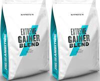 MyProtein Hard Gainer Extreme 5kg Weight Mass Gainer Cookies & Cream Pulver