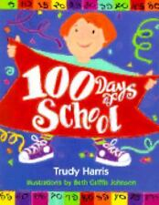 Math Is Fun!: 100 Days of School 3 by Trudy Harris (1999, Paperback)