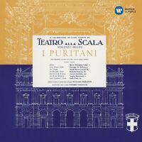 MARIA/DI STEFANO/SERAFIN/OTSM CALLAS-I PURITANI(REMASTERED 2014)2 CD NEW+