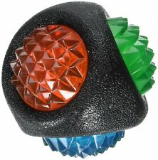 Multipet Ruff Enuff Diamond Light Up Ball Toy for Dogs