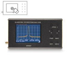 Portable RF spectrum analyzer Arinst SSA R2 (35 MHz - 6200 MHz)
