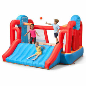 Step2 Full-Court BasketBall Inflatable Bouncer