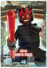 80-Méchant Darth Maul-Lego Star Wars Série 2