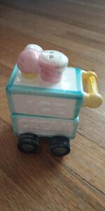 Vintage Applause Ice Cream Cart Truck - Salt & Pepper Shaker Set - New
