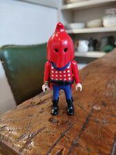 Playmobil Figura Verdugo AX Hombre 4524 90s Vintage