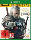 Xbox One Spiel The Witcher 3 - Wild Hunt Game Of The Year Edition GOTY NEUWARE