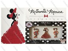 Disney Minnie Mouse Limited Edition Pin Set