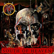 SLAYER South of Heaven BANNER HUGE 4X4 Ft Fabric Poster Tapestry Flag album art